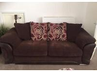 FREE 3 seater sofa, good condition just needs a clean.