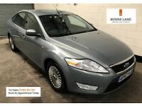 Ford Mondeo 2.0 Zetec *1 Owner From New* 8 Main Dealer Service Stamps 12 Month Mot 3 Month warranty