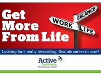 Support Worker / Care Assistant needed in Clacton -on-Sea, up to £9.50 p/h
