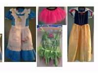 Snow White, Tinkerbell Fancy Dress Cothes