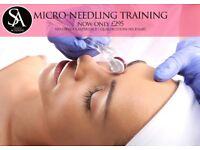 Micro-needling Training in Birmingham on Monday 16th April 2018 - Save £100!
