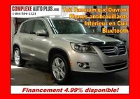 2011 Volkswagen Tiguan Highline 2.0T 4Motion *Cuir,Toit pano. 4x
