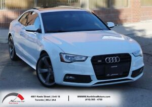 2015 Audi S5 Technik|Navigation|Backup Camera |Blind Spot