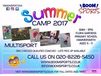 Summer Holiday Sports Camp - Multisport - Children - School