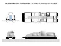 New 6 bed Narrowboat
