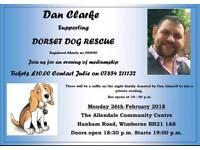 Dan Clarke Tickets