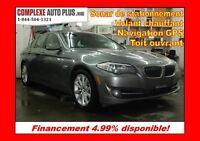2012 BMW 5 Series 528i xDrive Turbo Premium *Navi/GPS, Cuir, Toi