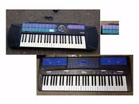 Choose from 2 Quality Keyboards - Yamaha, Power Play