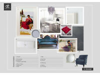INTERIOR DESIGN PACKAGES. TENANTS, HOMEOWNERS, LANDLORDS, PROPERTY DEVELOPERS