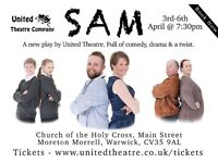 SAM - A new play by United Theatre