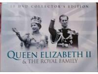 Queen elizebeth 11 10 dvd
