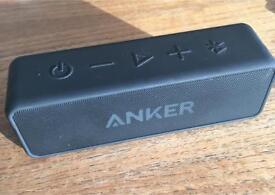 Anker Soundcore 2 Bluetooth Speaker
