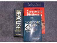 Crossword Dictionary, Crossword Solver.. Oxford English Dictionary