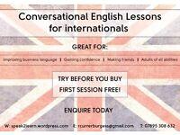 Conversational English Language Classes