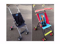 Lightweight Strollers Suitable for Car or Plane