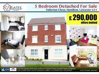 *Beautiful* 5 Bedroom Detached Property For Sale