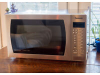 Panasonic NN-CT585S Slimline 27 L Combination Oven - 1000W Microwave 1300W Quartz Grill - £229 NEW