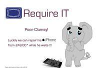 iPhone Repair Service, 8 plus, 8, 7 plus, 7, 6S plus, 6S, 6 plus, 6, SE, 5S, 5C, 5, 4S, 4