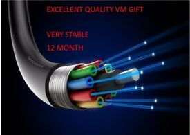 6 Month cable gift services