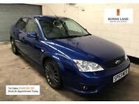 2003 53 Ford Mondeo St220 *Sat Nav* *Heated Leather* 15 Service Stamps 12 Month Mot 3 Month Warranty