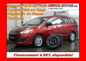 2015 Mazda Mazda5 GS *8 pneus, Bluetooth