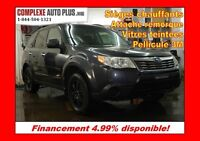 2010 Subaru Forester 2.5 X AWD *Mags, Sieges chauffants 4x4