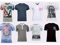 Job lot of mens T-Shirts
