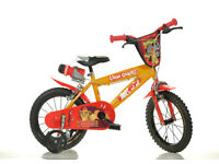 The Lion Guard 14 Inch Kids Bike, Boxed New, Paid £139 in Argos