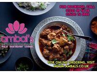 Ambals Indian Restaurant, Bridge Street