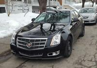 Cadillac cts 4 roues motrices