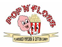 Popcorn & Candy floss Machine hire from £150.00!!!