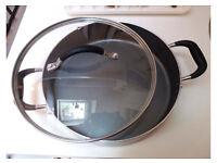 Aluminium saute pan (26cm)