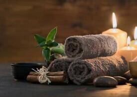 Massage with Ebony