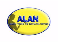 Alan Painting and Decorating Services Aberdeen and Aberdeenshire