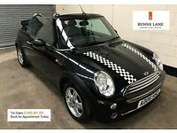 2006 Mini One 1.6 Convertible *1 Owner from new* Air Con, Parking Sensors, 3 Month Warranty