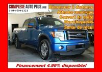 2011 Ford F-150 FX4 4X4 CREW ECOBOOST *Toit ouvrant