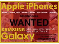 Looking to Buy iPhones and Smartphones New, Used or Broken OK