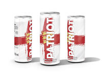 PATRIOT ENERGY DRINK looking for partners who are interested in distributing / trading our products