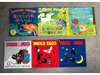 6x children's books - BRAND NEW