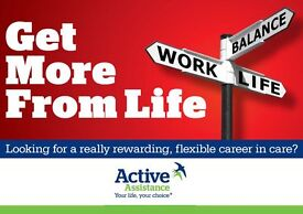 Live-in Personal Healthcare Assistants / Support Workers - West Midlands