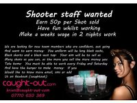 Shooter Girls Required