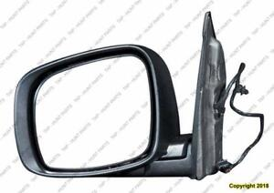 Door Mirror Power Driver Side Heated Chrysler Town & Country 2011-2016