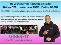 KICK OFF 2018 in the best way with the NEW ASH GREEN Fitness Classes