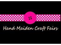 Hand Maiden Christmas Craft Fair, Richmond Hall, Richmond Ave, Sth Benfleet, SS7 5HA