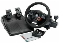 Logitech Driving Force GT Wheel for PS3 / PC