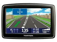 TomTom XL IQ Routes Edition Maps of UK WESTERN AND CENTRAL EUROPE