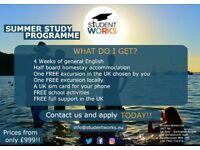 Summer Study Classes
