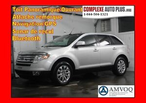 2010 Ford Edge Limited AWD *GPS,Toit pano. Cuir