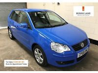 59 Volkswagen Polo Match 60 1.2 *1 Female Owner* Air Con, Alloys, 12 Month Mot 3 Month Warranty