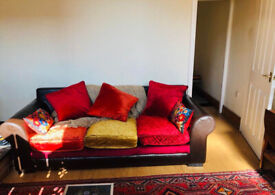 Large Maisons Du Monde brand 3 seat sofa